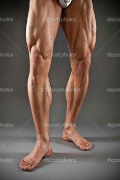 Referencia piernas
