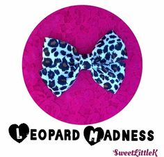 Fierce leopard bow