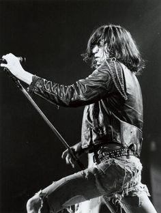 Photo of Joey RAMONE and RAMONES Joey Ramone
