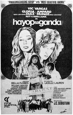CineMonsteR: Hayop sa ganda. 1983.