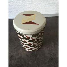 ''Øka Kaffe'' Kaffedåse Canning, Retro, Table, Furniture, Vintage, Home Decor, Decoration Home, Room Decor, Tables