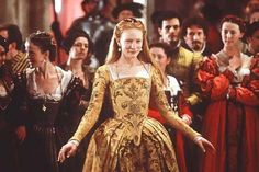 Violet Jovovich Hai Nin Yeoh: Elizabeth (1998) Moments