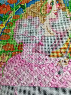 steph's stitching (four way mosaic)