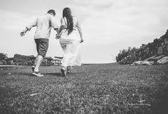 Sessão de fotos na ilha de Anhatomirim – Caroline e Michael