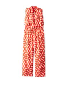 Masala Baby Kid's Left Bank Jali Jumpsuit