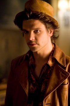 "Andrew Lee Potts | Hatter from Syfy mini-series ""Alice"""