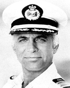 Gavin Macleod, Different Types Of People, Black And White People, Love Boat, Hooray For Hollywood, Old Tv Shows, Tv Guide, Guys Be Like, Famous Faces