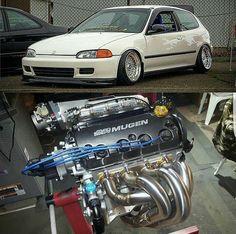2000 Honda Civic, Honda Civic Hatchback, Honda Crx, Tuner Cars, Jdm Cars, Jdm Engines, Civic Ef, Japanese Sports Cars, Honda Motors