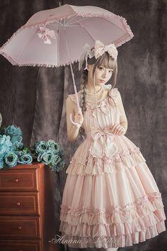 Hinana -Fairy Doll- Classic Lolita Jumper Dress