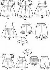 Free Printable Baby Clothes Patterns - Bing Bilder