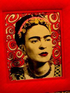 ❡ R I D A ❧  Kahlo