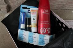 I wish that I could confidently say that GLOSSYBOX made up for there mistakes last month with this months box but that just wasn't the case. The products we received this month are great and specifically tailored for the cold Canadian winter, which I loved, but there just wasn't enough of a wow factor.