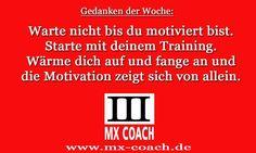 """Gefällt 3 Mal, 1 Kommentare - Marco Roth (@mx.coach) auf Instagram: """"#wennnichtjetztwanndann #mxcoach #machedenerstenschritt"""""""