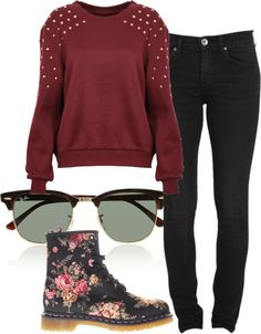 """booo"" by tyreshadaniels on Polyvore"