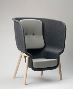 KAGADATO selection. The best in the world. Industrial design. ************************************** De Vorm - Pod Chair