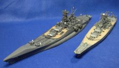 Does anybody know what companies these models came from? New Battleship, Go Navy, Naval History, Concept Ships, Aircraft Design, United States Navy, Navy Ships, Military Equipment, Submarines