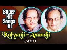 Remembering the legendary musician #Kalyanji of Kalyanji-Anandji duo on his birth anniversary, a tribute to him through collections of hit songs