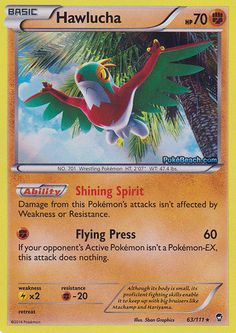 Furious Fists Hawlucha - Pkmn Cards Online Blog New author with their first article. Come check it out!