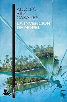 La invención de Morel (Narrativa) de Adolfo Bioy Casares https://www.amazon.es/dp/8467035692/ref=cm_sw_r_pi_dp_Jp4cxb1RTP255