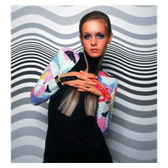 Twiggy ❤ liked on Polyvore