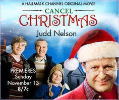 Love Hallmark Channel Christmas Movies