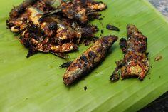 YUMMY TUMMY: சால மீன் வறுவல் / Sardine Fish Fry (Mathi / Chala Fry)