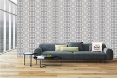 Impala Square - Wallpaper from Contemporary Wallcovering - design by Rene Veldsman www.contemporarywallcovering.com