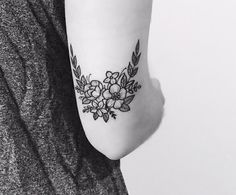 Florecitas #flowers #tattoooo