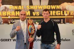 Arthur Abraham gegen Robert Stieglitz – der Klassiker im deutschen Boxsport geht am 18. Juli in die vierte Runde!