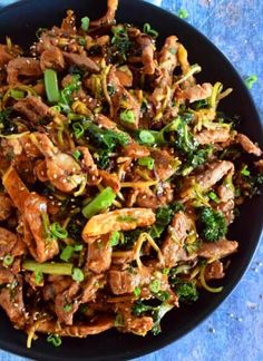 Chorizo and Black Bean Chili Bowls - Lord Byron's Kitchen Pork Recipes, Asian Recipes, Ethnic Recipes, Oriental Recipes, Chinese Recipes, Chinese Food, Free Recipes, Keto Recipes, Kitchens