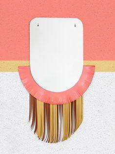 Maali mirror by Serena Confalonieri