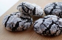Low Fat Chocolava Cookies!  Egg substitute lowers the fat content on this DELICIOUS recipe. Applesauce can sometimes replace butter but not on this one:)