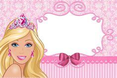 Aishvi's Birthday Party, Mar 2019 At Veg-Tawa Restaurant, Near Luky Bakery, Service Side- Ring Road, Indore Barbie Birthday Invitations, Barbie Birthday Cake, Disney Invitations, Barbie Party Decorations, Barbie Theme Party, Party Themes, Bolo Barbie, Barbie Cake, Barbie Cartoon