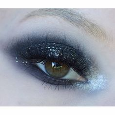 """1,560 Likes, 10 Comments -  Black Moon Cosmetics™  (@blackmooncosmetics) on Instagram: """"@badtothebrow sure knows how to create a magical smokey eye with the help of •Moon Rocks• ✨ swipe…"""""""