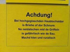 21 Bilder aus Sachsen, die den Rest Deutschland ratlos zurücklassen