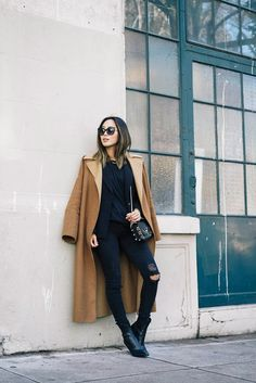 Aimee Song from Song of Style in San Francisco.