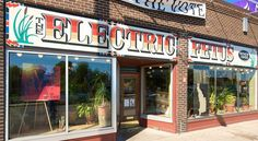 electric fetus record store
