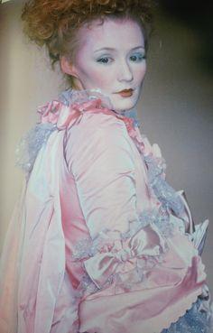 Vivienne Westwood, Vive la cocotte, A/W 1995 Vivienne Westwood, Elsa, Ruffle Blouse, Costumes, Disney Princess, Romanticism, Fashion Design, Art, Runway