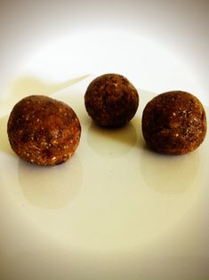 Amy Laynes Ginger Snap Protein Balls