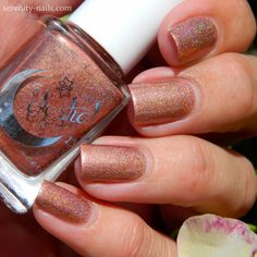 Celestial Cosmetics- October LE 2014 http://serenity-nails.com/2014/10/04/celestial-cosmetics-october-le/