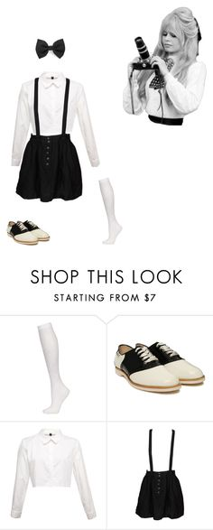 """70s chick"" by littlesweetheart123 ❤ liked on Polyvore featuring Topshop, Bass, Something Else, Forever 21 and vintage"