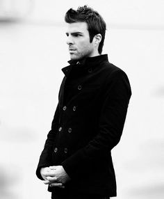 Zachary Quinto.