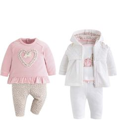 They will enjoy comfy consolation in your onesies, footies and styles variety. Fancy Dress For Kids, Cute Outfits For Kids, Baby Dolls For Kids, Baby Kids, Outfits Niños, Cute Baby Girl, Cute Baby Clothes, Fashion Kids, Baby Wearing