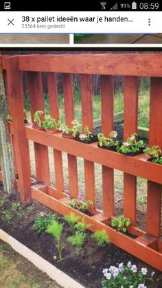 If You Are Looking For Affordable Ways To Build A New Fence Your Yard Or Garden Should Try Pallet Fencing