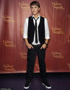 Madame Tussaud's debuted an unrecognisable Justin Bieber waxwork in Hollywood