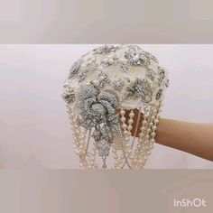 #broochbouquet #weddingbouquet #weddingflowers #diywedding #howtomake