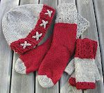 Hand Knitted Things - Patterns: A Day Out Walking Knitting Pattern