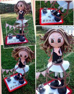 Fofucha Sara www.facebook.com/dondenacenmisuenos