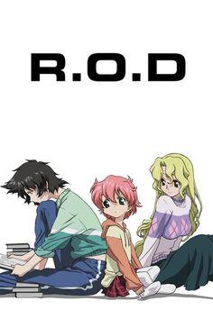 Crunchyroll - R.O.D. Full episodes streaming online for free