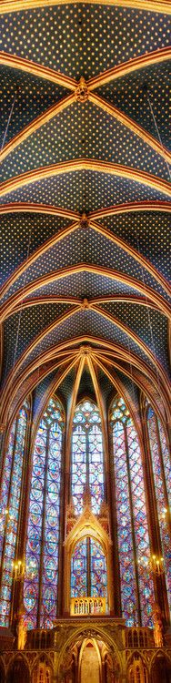 Ste Chapelle, uncredited